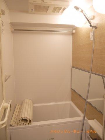 【浴室】角一サンハイツ神谷