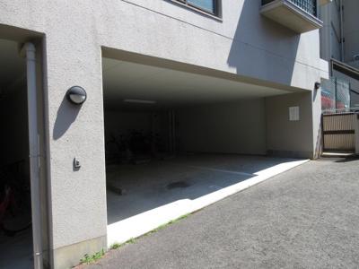 【駐車場】サンガーデン茨木