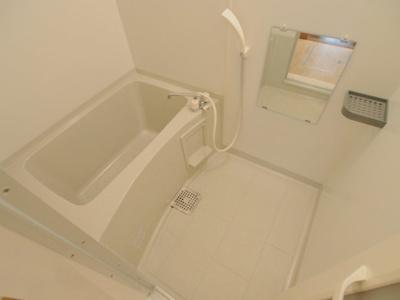 【浴室】ヒルサイドテラスA館
