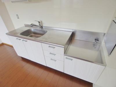 【キッチン】ヒルサイドテラスA館