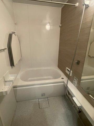 【浴室】秦野南が丘さつき東住宅『内装フルリノベーション』1階