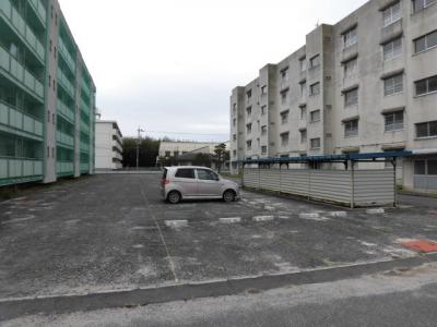 【駐車場】ビレッジハウス境港第二2号棟