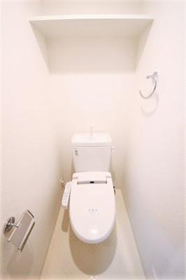 【トイレ】クリスタルブライト谷町
