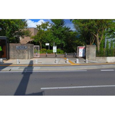 大学1「国立大学法人信州大学松本キャンパまで931m」
