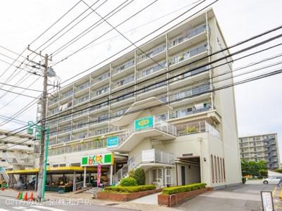 【外観】マンションニュー中山B棟