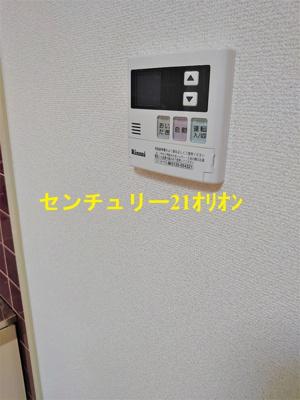 【設備】パールハウス2号棟