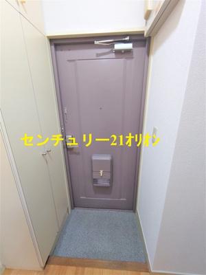 【玄関】パールハウス2号棟