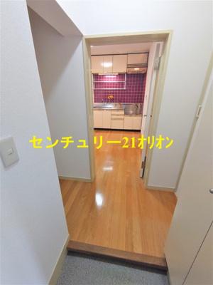 【内装】パールハウス2号棟