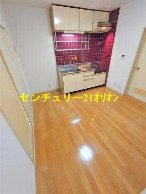 【居間・リビング】パールハウス2号棟