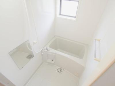 【浴室】クレール浜角