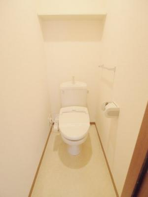 【トイレ】クレール浜角
