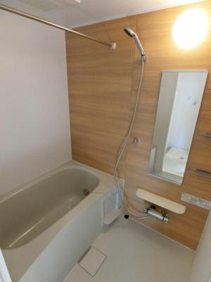 【浴室】ライトコートナイン