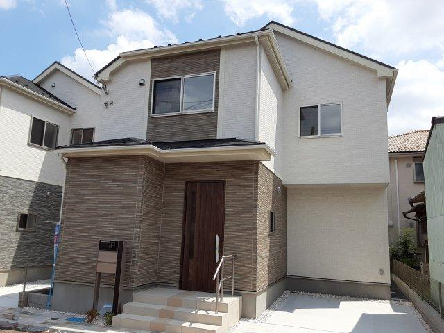 新築一戸建て 全2棟 花咲1丁目 住環境良好な住宅地に仕様と設備充実の新築一戸建て、完成!仲介手数料無料です