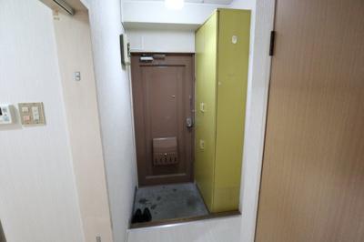 【玄関】サンエイハイム