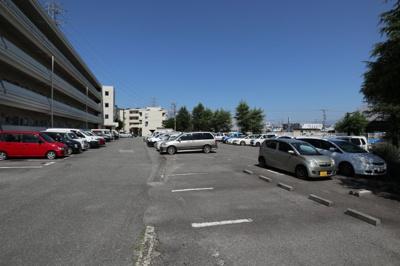 【駐車場】サンエイハイム