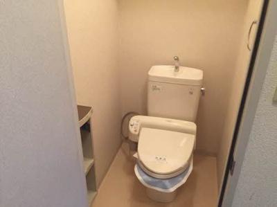 【トイレ】ホワイトオール