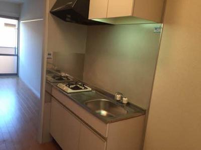 【キッチン】ホワイトオール