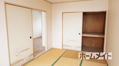 【収納】松村ハイツB棟