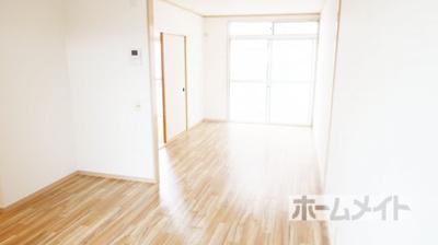【居間・リビング】松村ハイツB棟