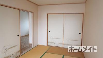 【和室】松村ハイツB棟