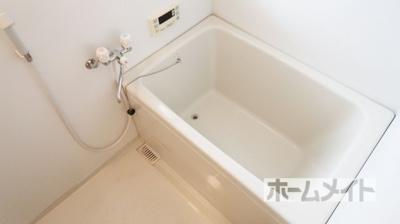 【浴室】松村ハイツB棟