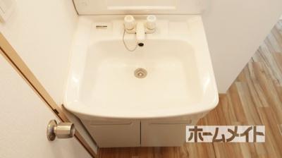 【洗面所】松村ハイツB棟