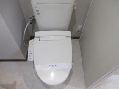【トイレ】マンション・イン・天下茶屋