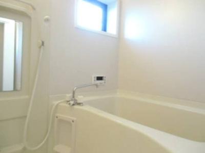 【浴室】コーポ萌木B