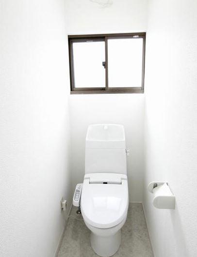 【トイレ】太田市東新町 中古住宅