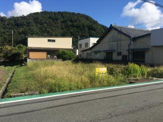 【土地図】丹波篠山市日置 売土地450