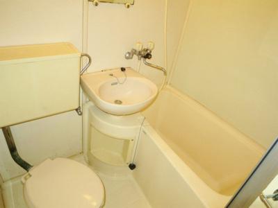 【浴室】メゾンプチ甲子園Ⅱ