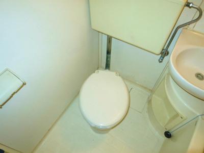 【トイレ】メゾンプチ甲子園Ⅱ