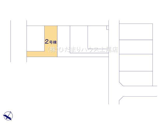 【区画図】伊奈町栄 第2 新築一戸建て リーブルガーデン 02