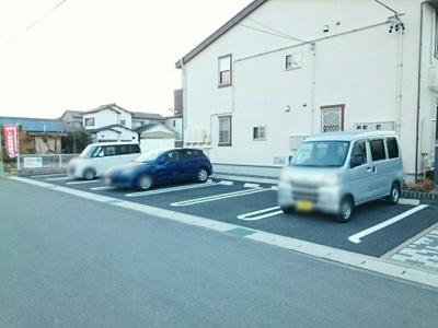 【駐車場】BULLⅠ