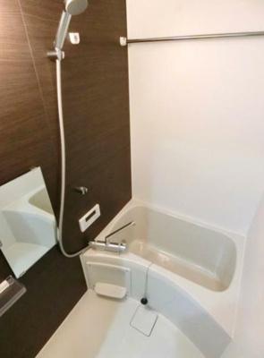 【浴室】ハーミットクラブハウス自由が丘II