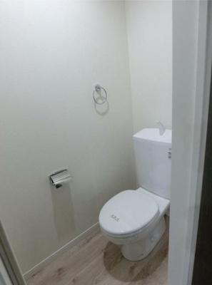 【トイレ】ハーミットクラブハウス自由が丘II