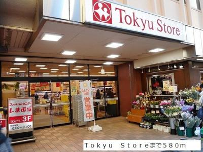 Tokyu Storeまで580m