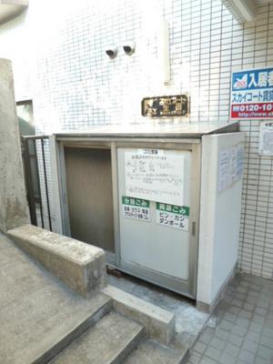 【エントランス】スカイコート生田
