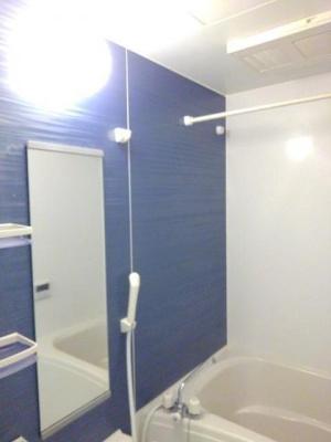 【浴室】ベルクハウゼ