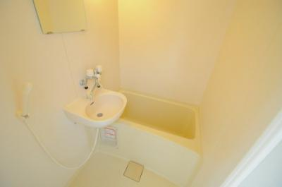 【浴室】レオパレスラビドールⅡ