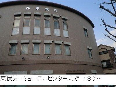 東伏見コミュニティセンターまで180m