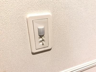 センサー付照明