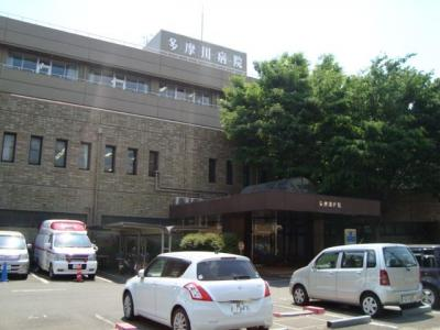 医療法人社団全人会多摩川病院まで387m