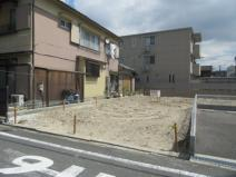 茨木市上泉町 建築条件無し土地の画像