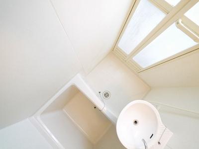 【浴室】レオパレス奈良大宮