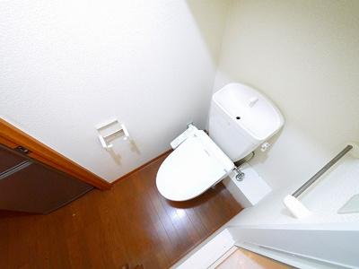 【トイレ】レオパレス奈良大宮