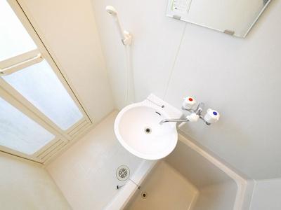 【洗面所】レオパレス奈良大宮