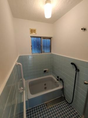 【浴室】吉田3丁目貸家
