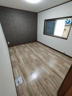 【寝室】吉田3丁目貸家