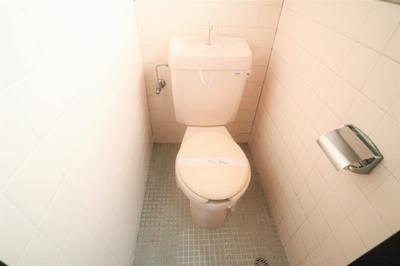 【トイレ】北中振貸家